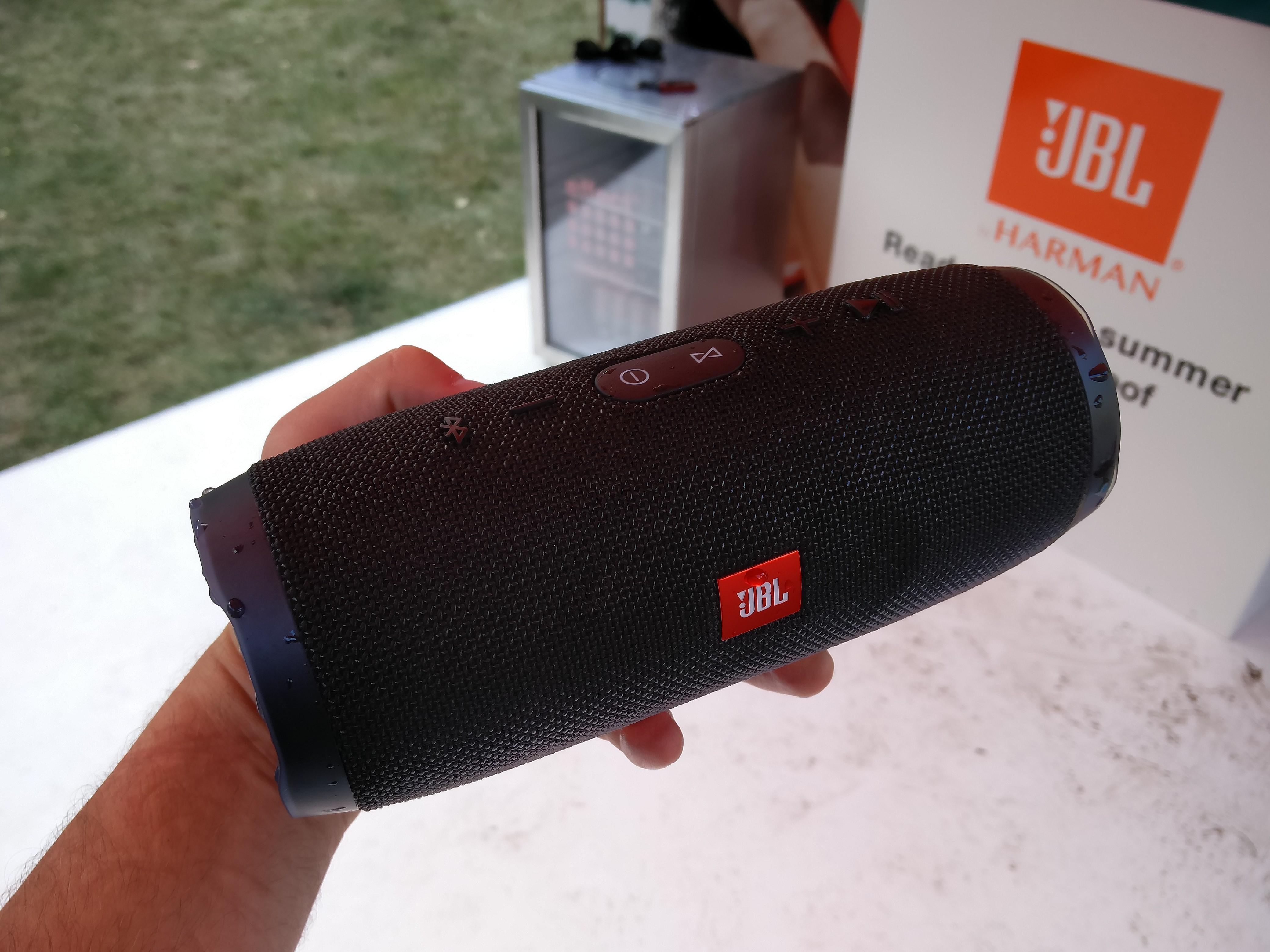 JBL Charge 3-głośniki wodoodporne