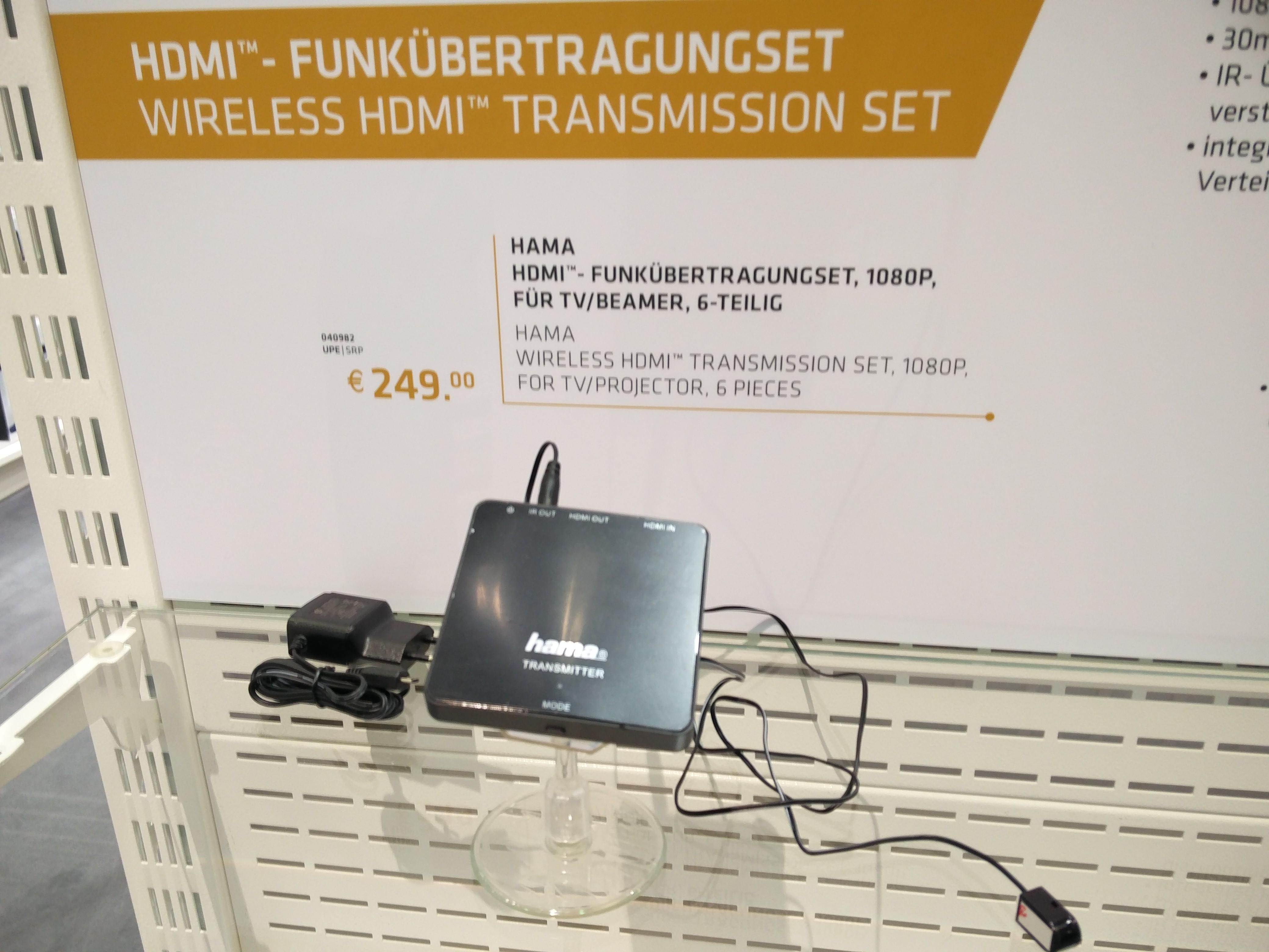 Hama transmiter HDMI